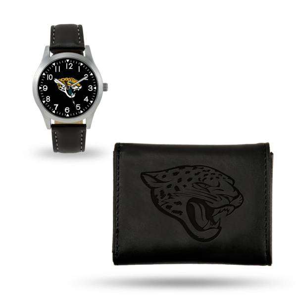 Rico Men's Jacksonville Jaguars Watch and Wallet Set product image