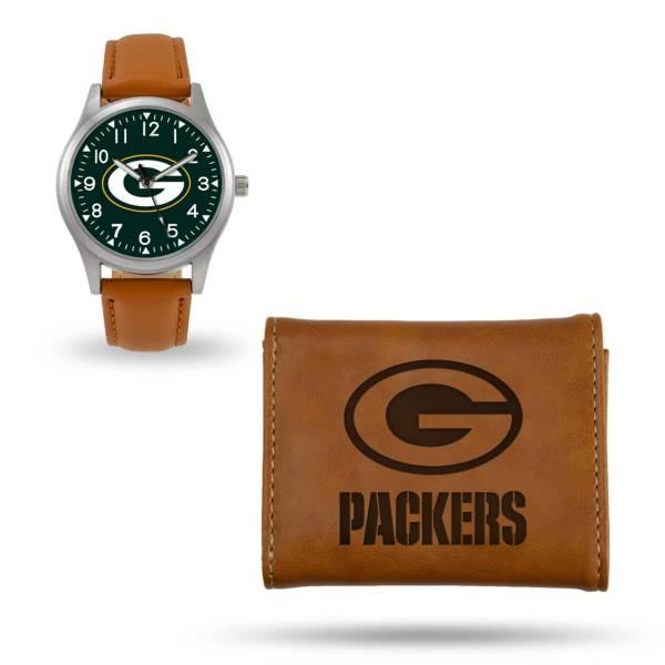 Rico Men's Green Bay Packers Watch and Wallet Set product image