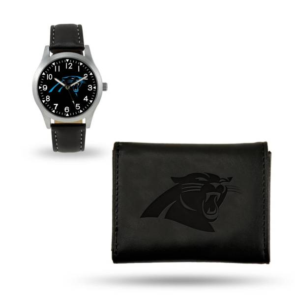 Rico Men's Carolina Panthers Watch and Wallet Set product image
