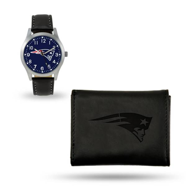 Rico Men's New England Patriots Watch and Wallet Set product image