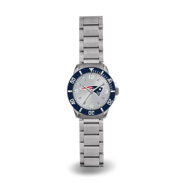Rico Men's New England Patriots Sparo Key Watch product image