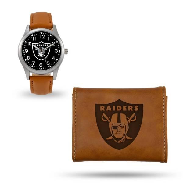 Rico Men's Las Vegas Raiders Watch and Wallet Set product image