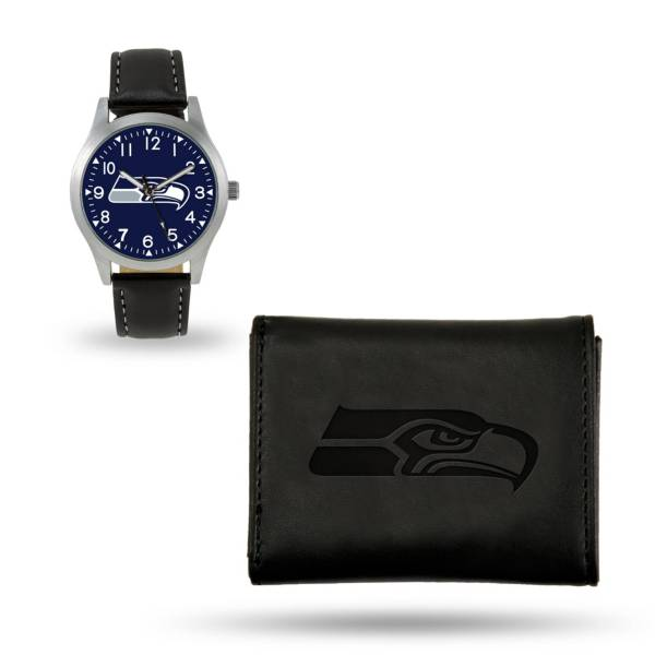 Rico Men's Seattle Seahawks Watch and Wallet Set product image