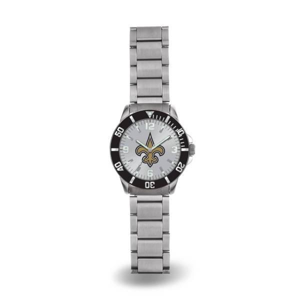 Rico Men's New Orleans Saints Sparo Key Watch product image