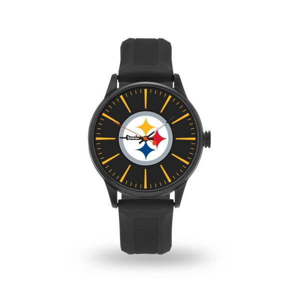 Rico Men's Pittsburgh Steelers Cheer Watch product image
