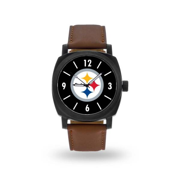 Rico Men's Pittsburgh Steelers Sparo Knight Watch product image