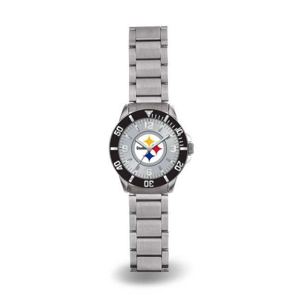 Rico Men's Pittsburgh Steelers Sparo Key Watch product image