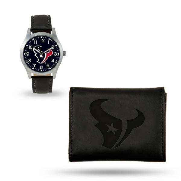 Rico Men's Houston Texans Watch and Wallet Set product image
