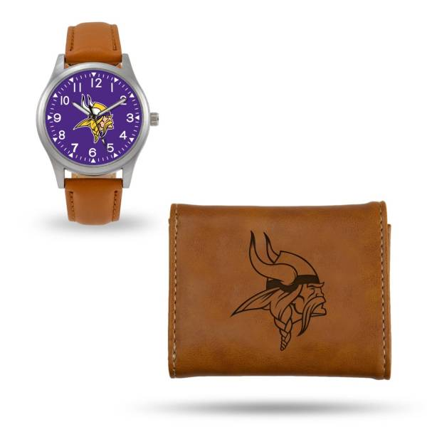 Rico Men's Minnesota Vikings Watch and Wallet Set product image