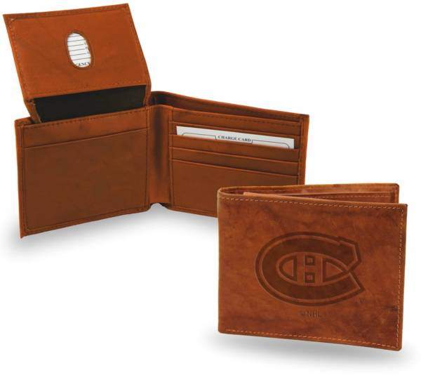 Rico Montreal Canadiens Embossed Billfold Wallet product image