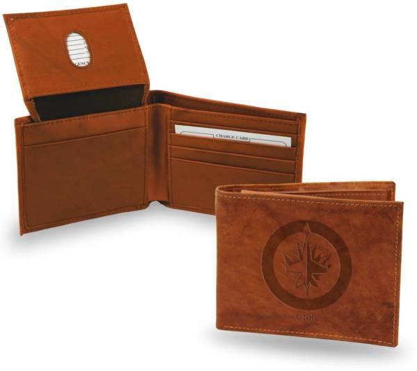 Rico Winnipeg Jets Embossed Billfold Wallet product image