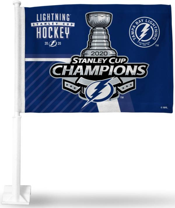 Rico 2020 Stanley Cup Champions Tampa Bay Lightning Car Flag product image
