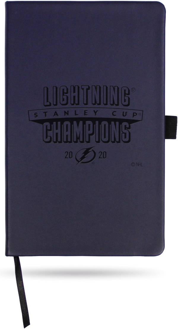 Rico 2020 Stanley Cup Champions Tampa Bay Lightning Laser-Engraved Notepad product image