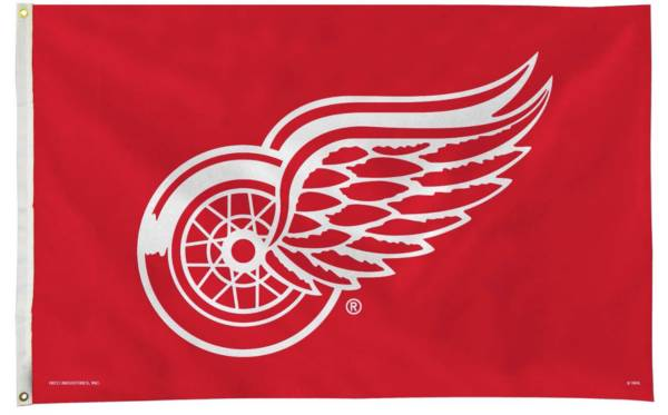 Rico Detroit Red Wings Banner Flag product image
