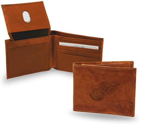 Rico Detroit Red Wings Embossed Billfold Wallet product image