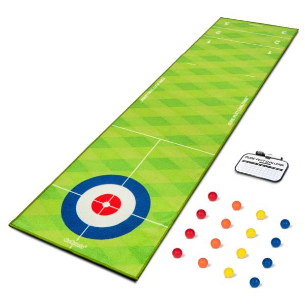 GoSports Pure Putt Challenge Curling and Shuffleboard product image