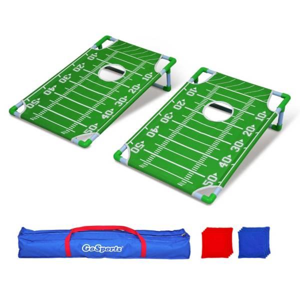 GoSports Football 2' x 3' PVC Cornhole Set product image