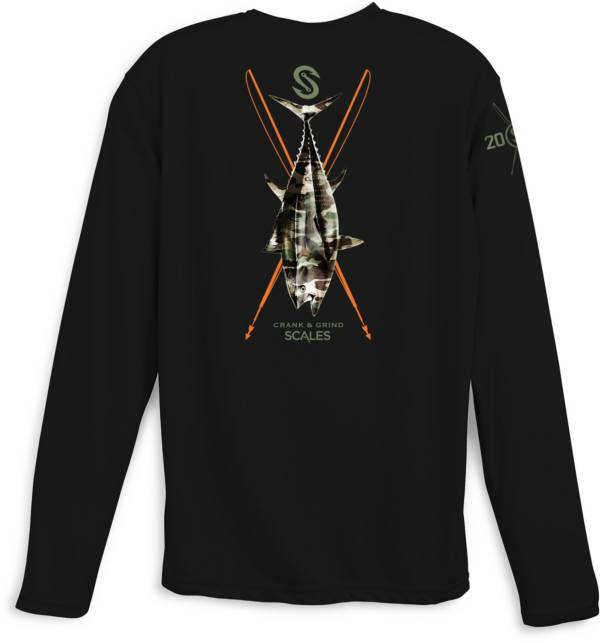 SCALES Men's Crank and Grind Performance Long Sleeve Shirt product image