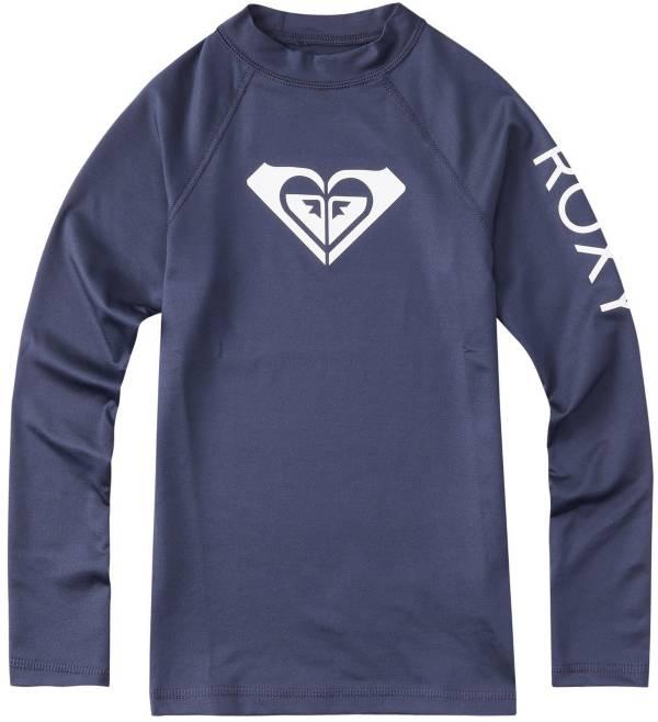 Roxy Girls' Whole Hearted UPF 50 Long Sleeve Rashguard product image