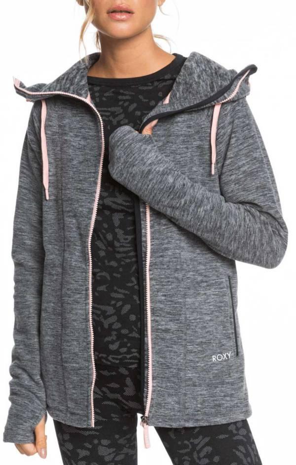 Roxy Women's Electric Feeling Zip-up Polar Fleece Hoodie product image
