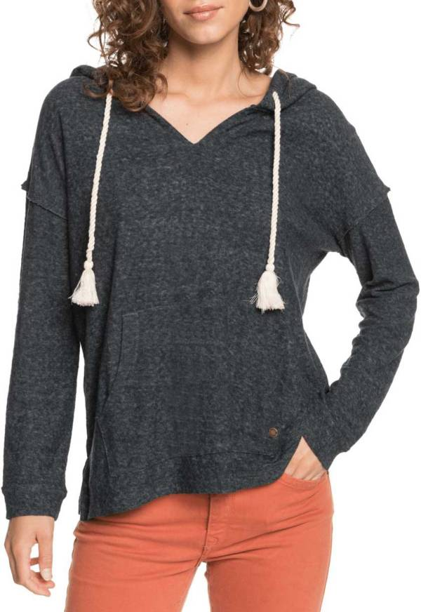 Roxy Women's Lovely Life Long Sleeve Poncho Hoodie product image