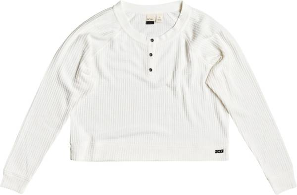 Roxy Women's Take It Home Waffle Crewneck Sweatshirt product image