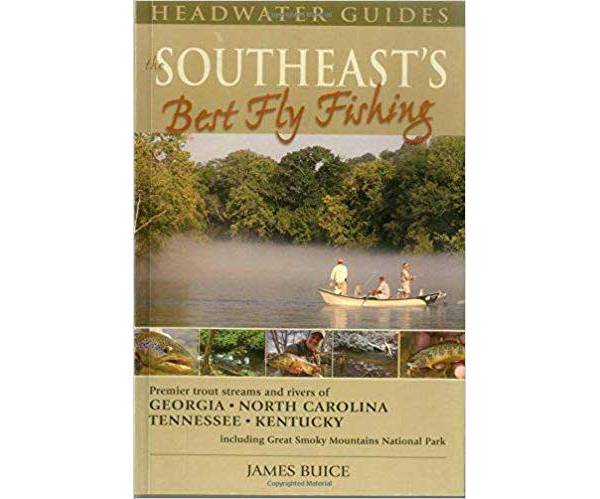 Southeast's Best Fly Fishing Book product image