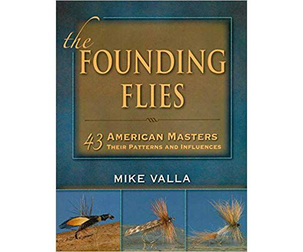The Founding Flies: 43 American Masters: Their Patterns and Influences product image