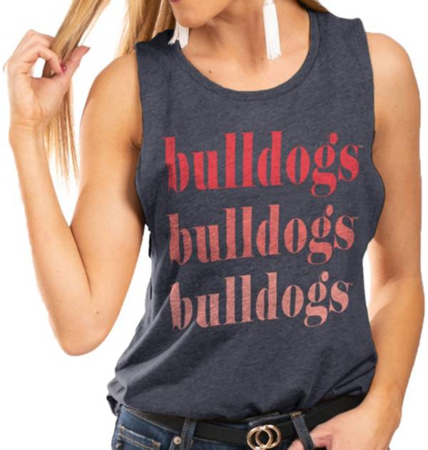 Gameday Couture Women's Gonzaga Bulldogs Blue Festival Tank Top product image