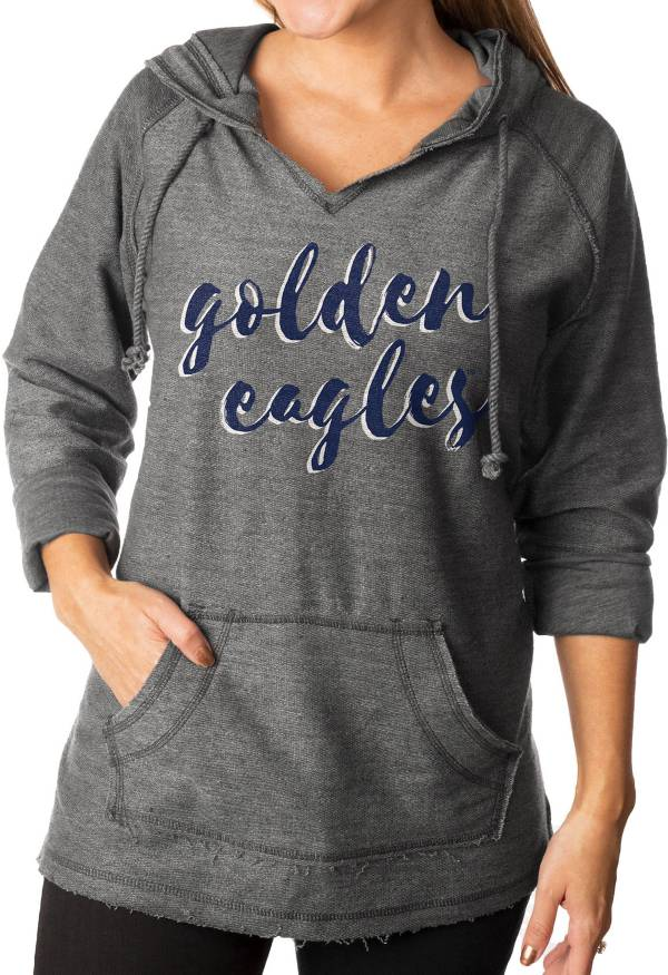 Gameday Couture Women's Marquette Golden Eagles Grey Keeping Cozy French Terry Pullover Hoodie product image