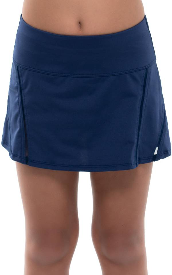 Lucky In Love Girls' Mini Inline Tennis Skirt product image