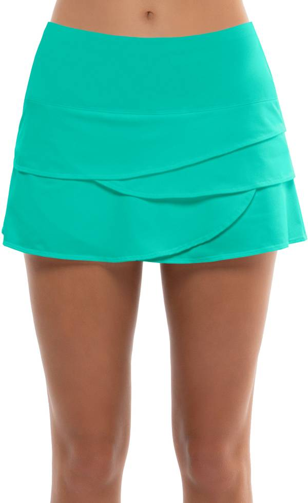 Lucky in Love Women's Scallop Tennis Skirt product image