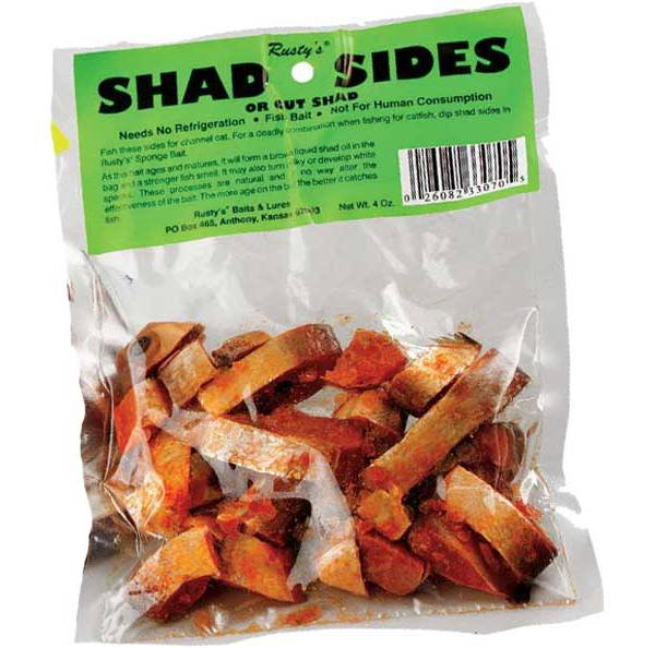 Rusty's Shad Sides Bait product image