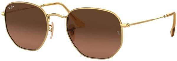 Ray Ban Hexagonal Metal Sunglasses product image