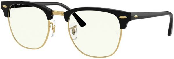 Ray Ban Clubmaster Classic Blue Light Glasses product image