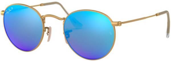 Ray Ban Round Metal Polarized Sunglasses product image