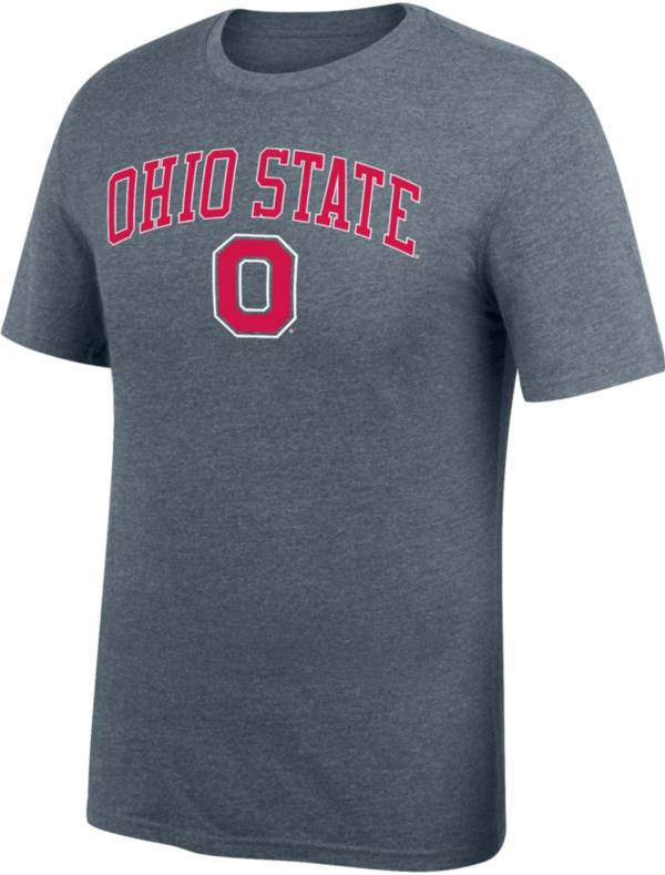 Scarlet & Gray Men's Ohio State Buckeyes Gray T-Shirt product image