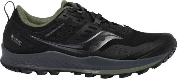 Saucony Men's Peregrine 10 GTX Waterproof Trail Running Shoes product image