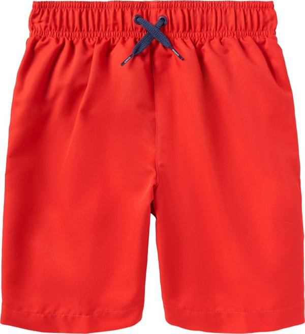 """Speedo Boy's Solid 15"""" Volley Board Shorts product image"""