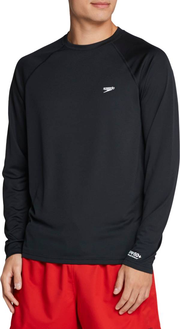 Speedo Men's UV Long Sleeve Swim Shirt product image