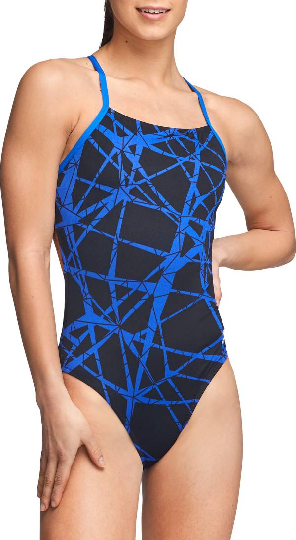 Speedo Women's Hard Wired One Back Swimsuit product image
