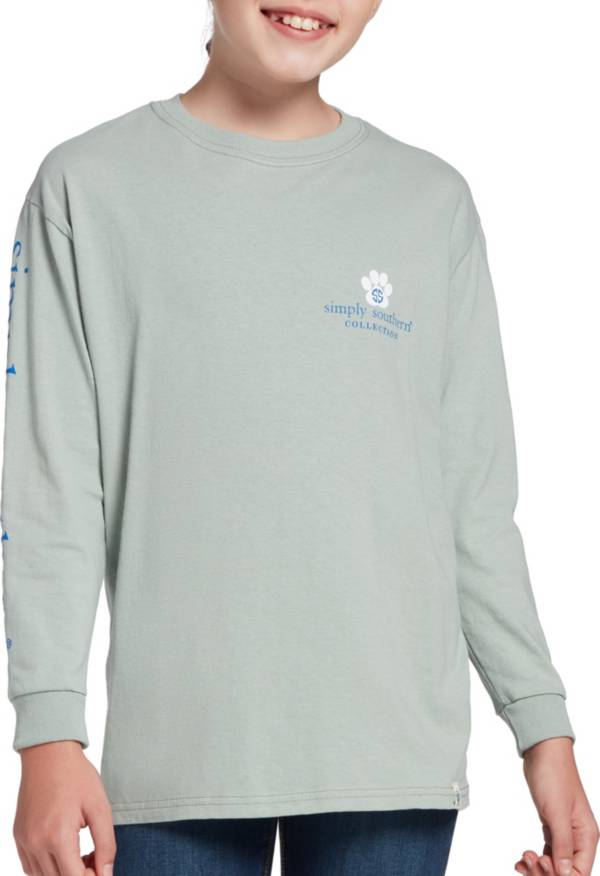 Simply Southern Girls' Long Sleeve Sweater product image