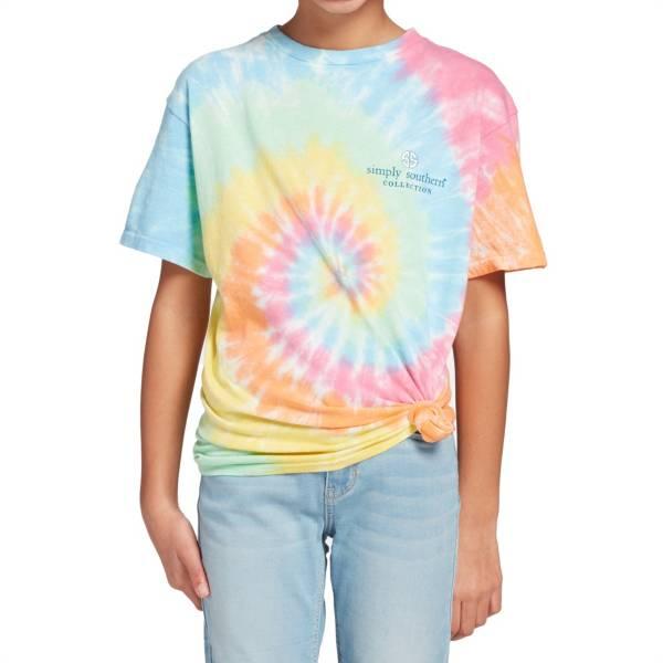 Simply Southern Girls' Short Sleeve Basic T-Shirt product image