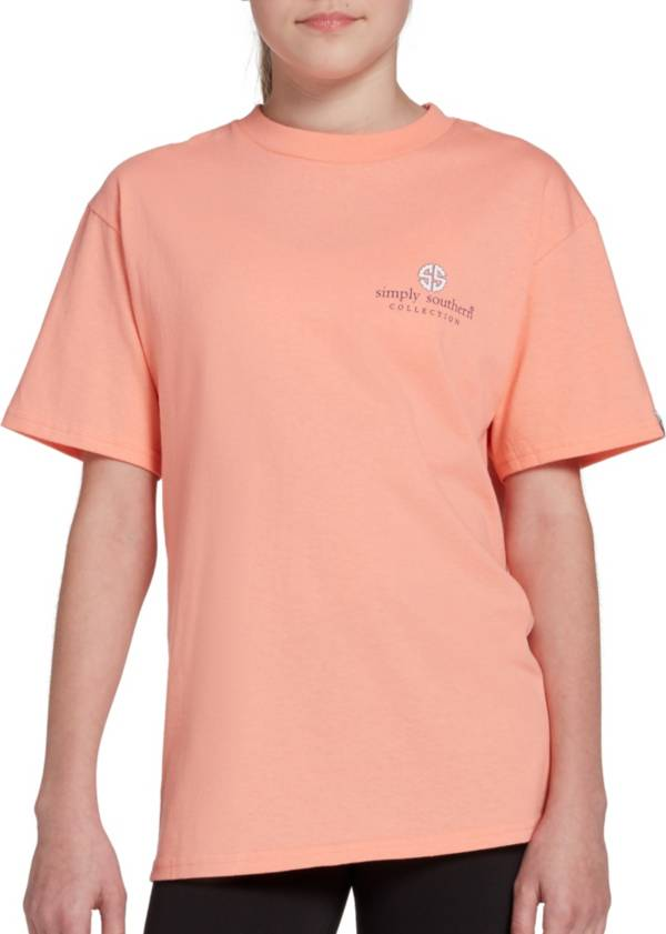 Simply Southern Girls' Sports Short Sleeve T-Shirt product image