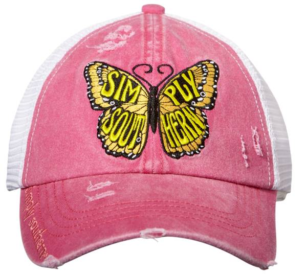 Simply Southern Women's Butterfly Trucker Hat product image