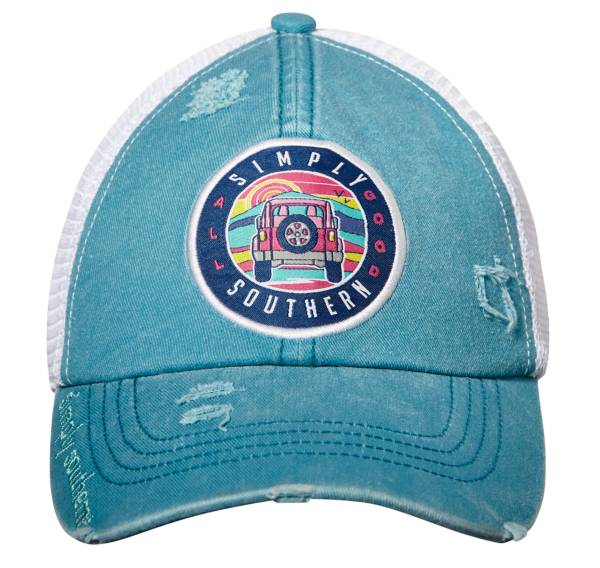 Simply Southern Women's Good Trucker Hat product image
