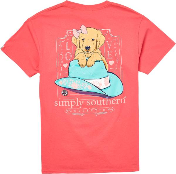 Simply Southern Women's Hat Short Sleeve T-Shirt product image
