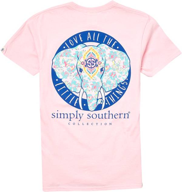 Simply Southern Women's Ele Pocket Short Sleeve T-Shirt product image