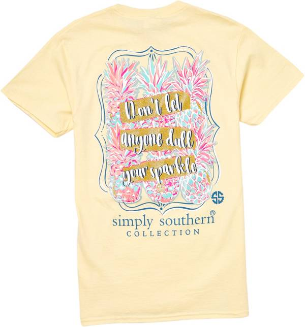 Simply Southern Women's Sparkle Short Sleeve T-Shirt product image