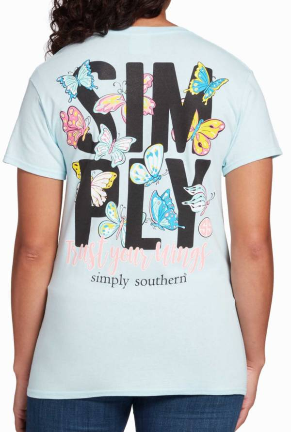 Simply Southern Women's Fly Logo Short Sleeve T-Shirt product image